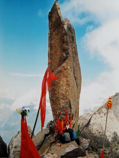 Kinnaur Kailash Holy Shivling