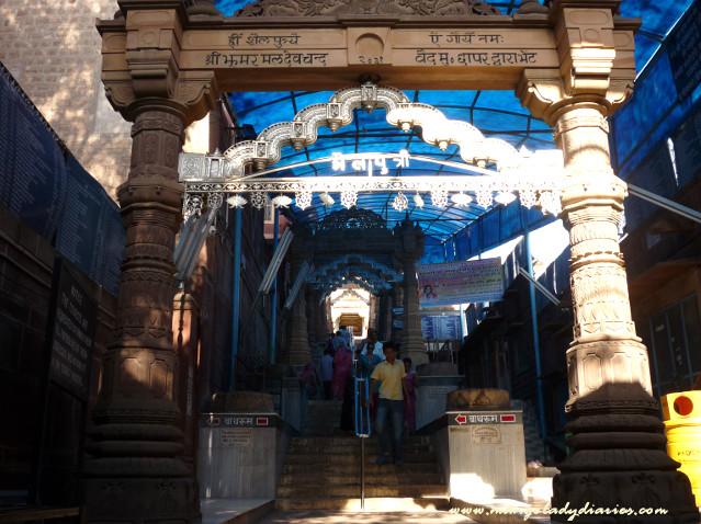 Sachiyan Mata Temple