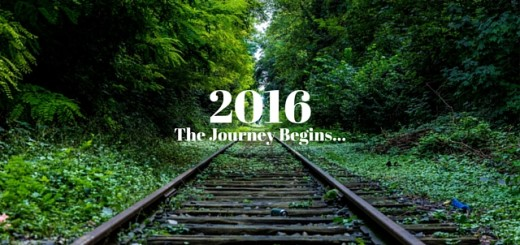 The Journey to a New Beginning: 2016
