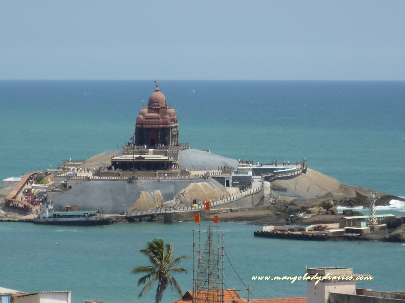 The Vivekananda Rock