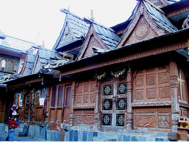 Narayan Nagini Temple, Kalpa