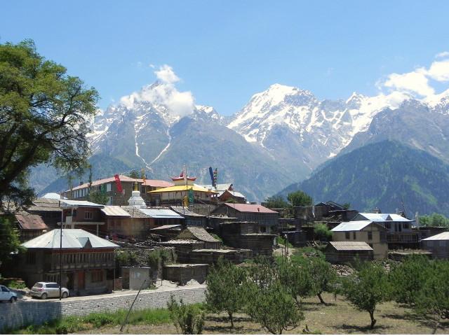 Hu-Bu-Lan-Kar Monastery