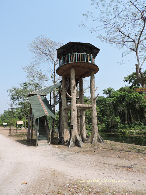 The Watch Tower at South Khairbari