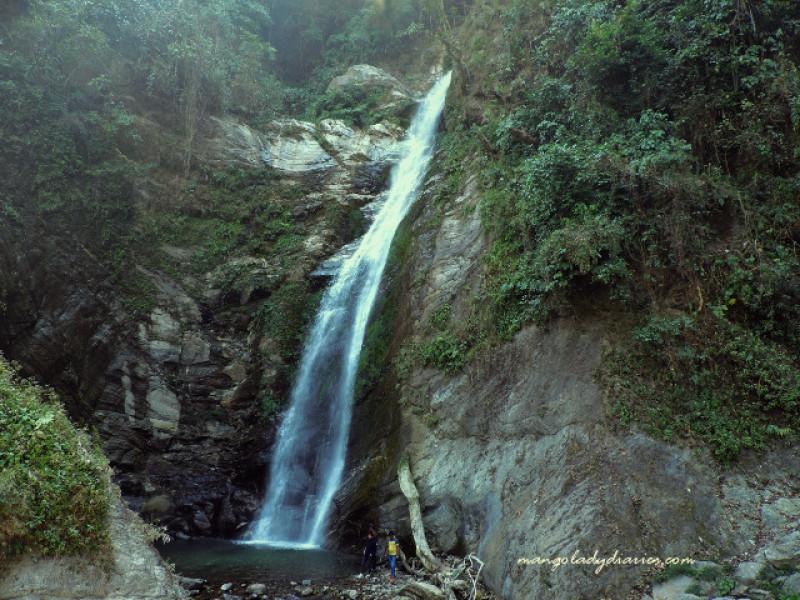 Chhangi Falls, Kolakham
