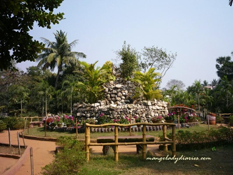 Amaravati Park, New Digha