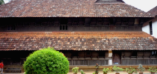 Inside Padmanabhapuram Palace