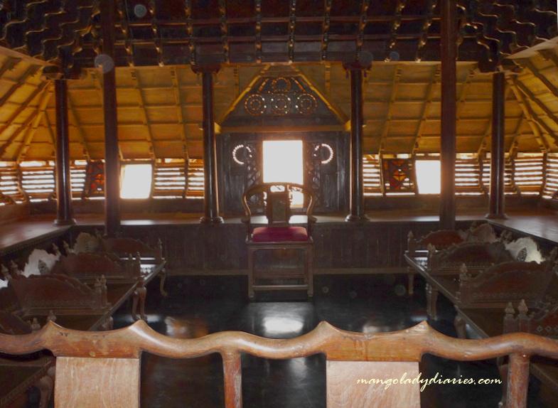 The Durbar Hall