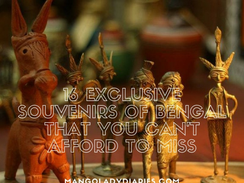 Exclusive Souvenirs of Bengal