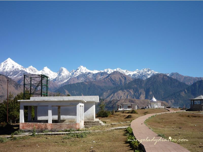 Nanda Devi Temple Munsiyari