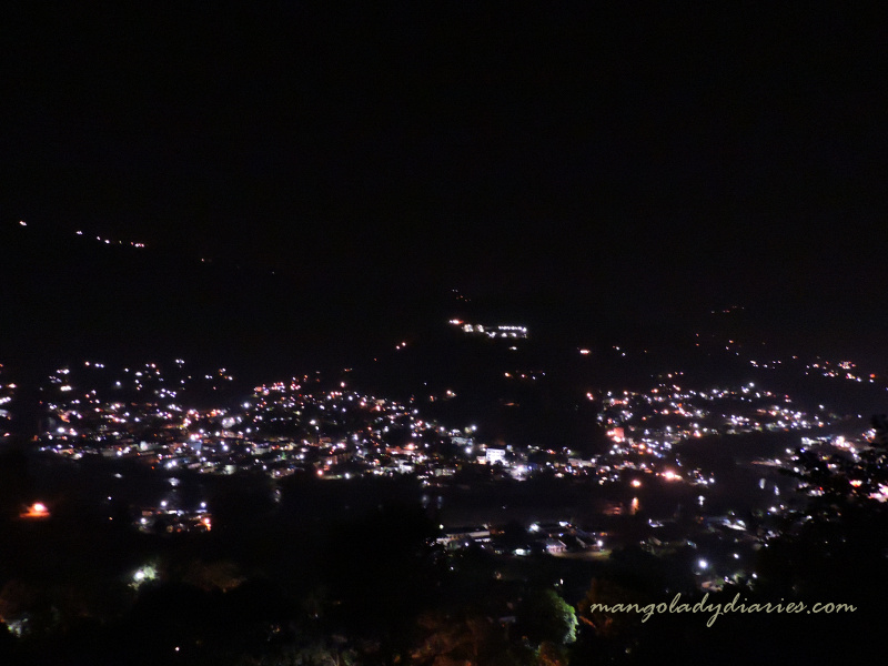 Night View of Bageshwar