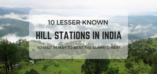 10 lesser known hillstations to visit in May in India