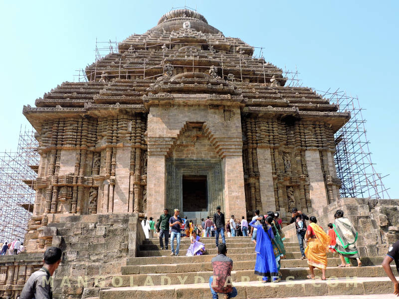 Konark Porch