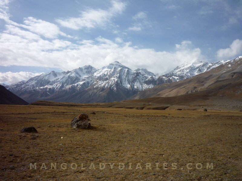 On the way to Kunzum Pass