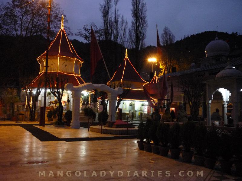 Naina Mata Temple