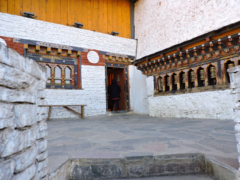 Changangkha Lhakhang Thimphu