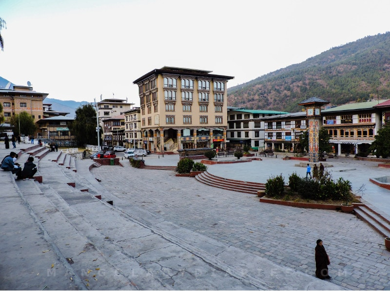 Clock Tower Square Thimphu