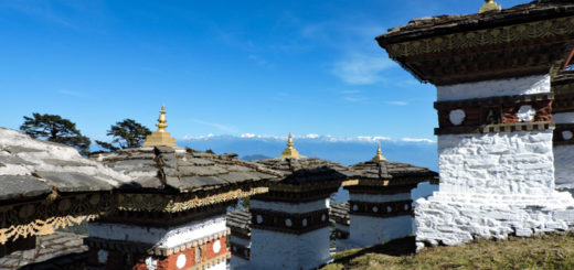Dochula Pass | Bhutan