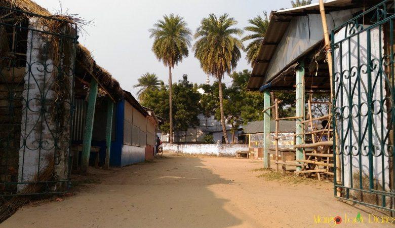 Hijli SHarif Dargah Entrance Gate