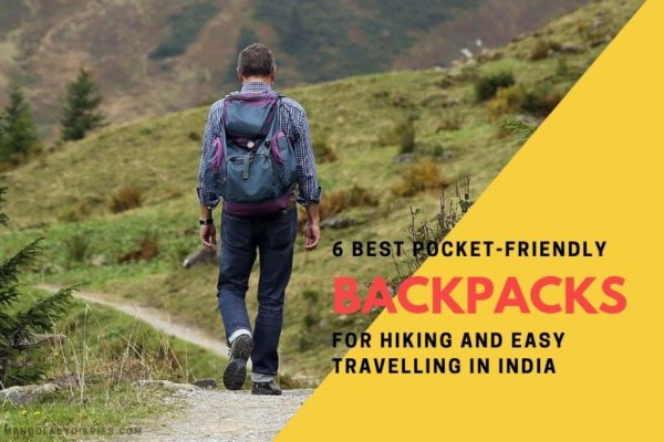 6 Best Pocket-Friendly Backpacks For Hiking And Easy Travelling In...